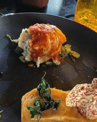 Блюда в ресторане на Маврикии