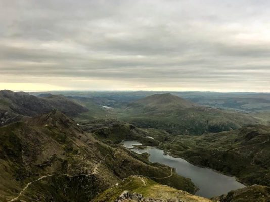 Великолепная природа Уэльса
