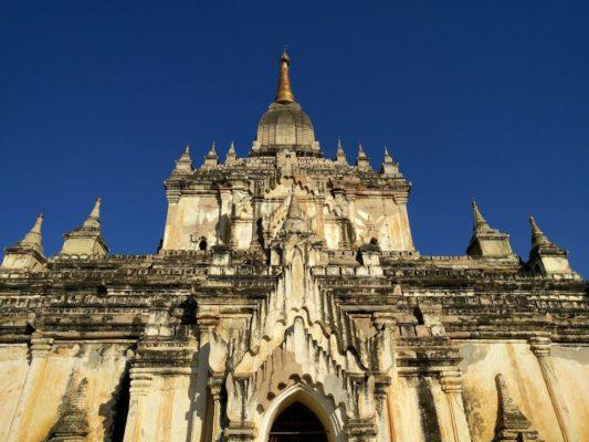 Замок в Бирме