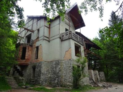 Императорский охотничий дом в сочи
