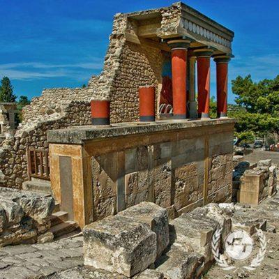 История о. Крит