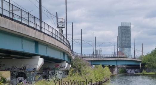 Каналы в Манчестере