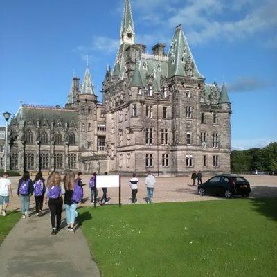 Колледж Феттс в Эдинбурге