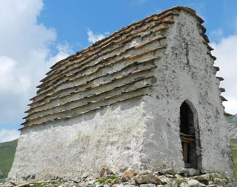 Культовое святилище Мятцил