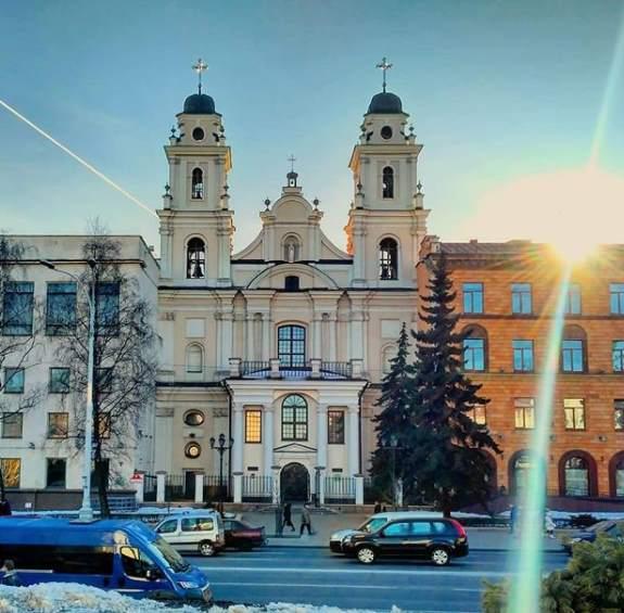 Минск - Беларусь