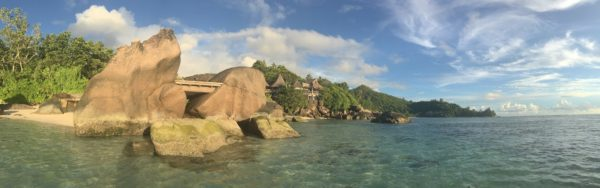 Море на Сейшелах
