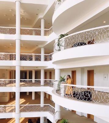 Отель европейского уровня
