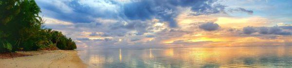 Панорама на острове Кука