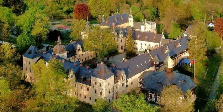Польский замок Кличкув