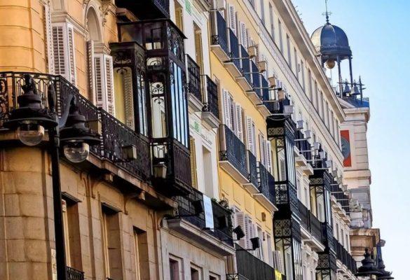 Проживание в Испании. Гостиница