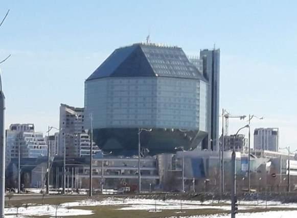 Современная архитектура Минска
