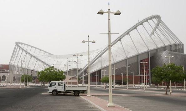 Стадион в Катар