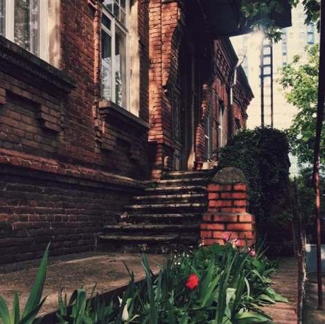 Старый центр Краснодара