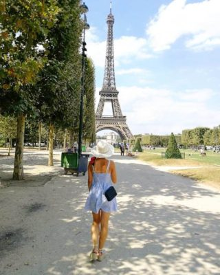 Увидеть Париж