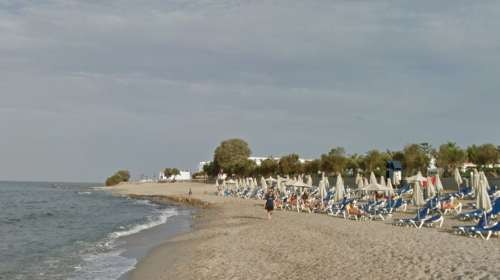 Херсонисос пляж 2