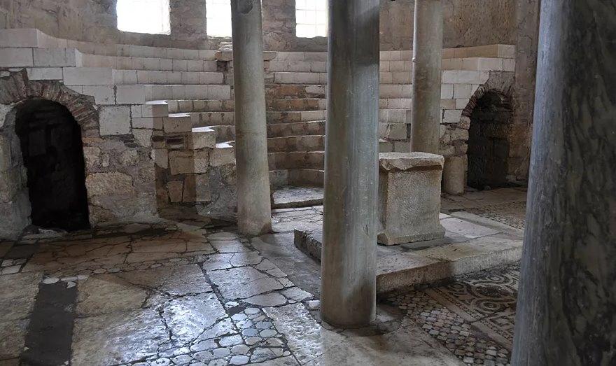 Храм николая чудотворца изнутри