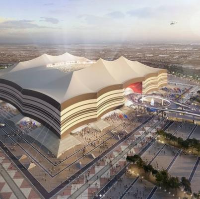 ЧМ-2022. Стадион «Эль Байт»