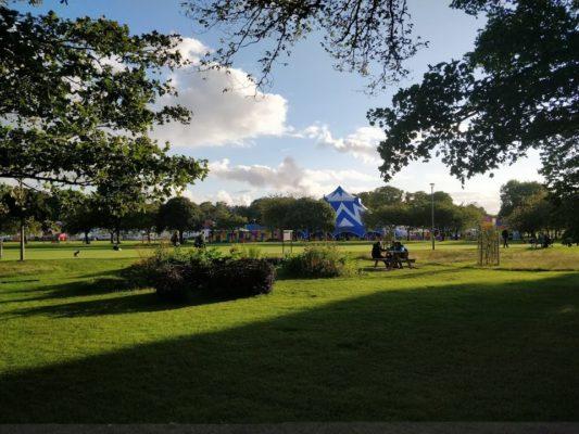Эдинбургский парк