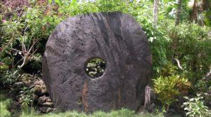 каменная монета яп