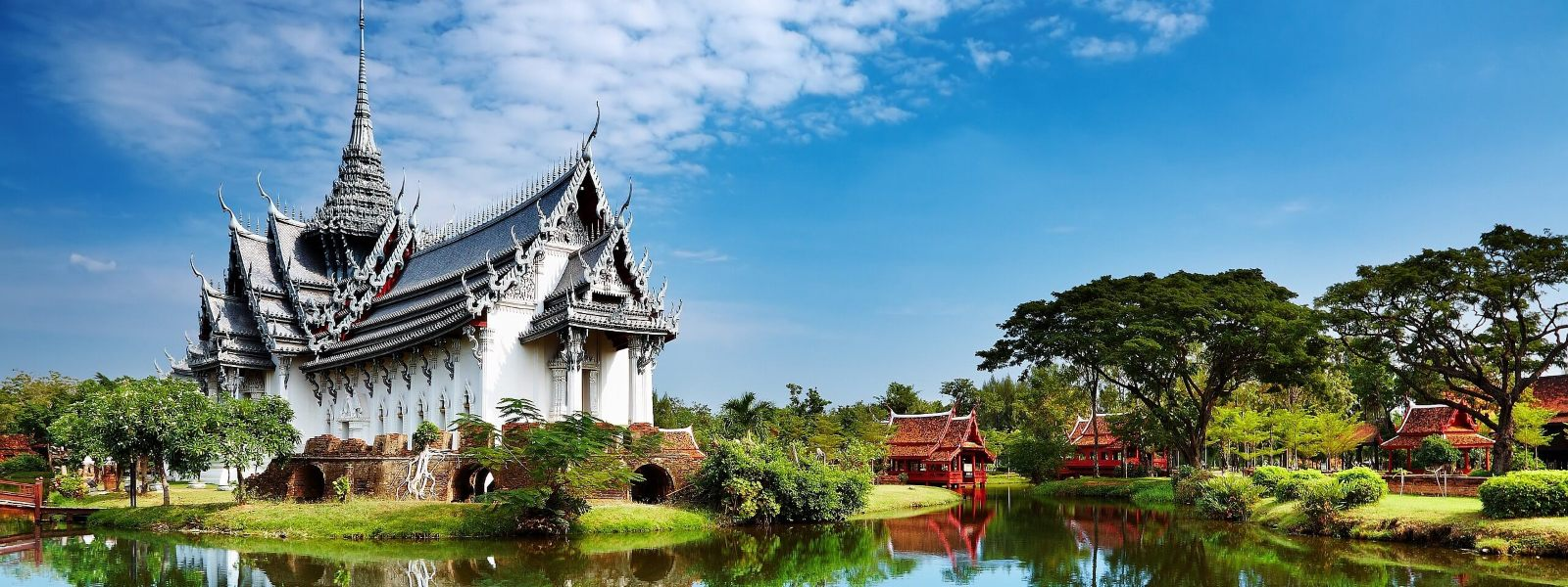 Азиатский замок
