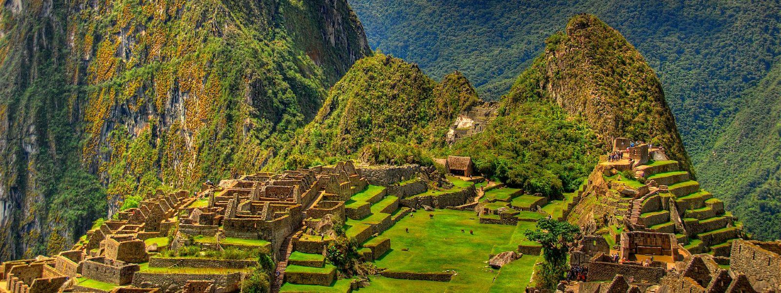 Перуанские развалины