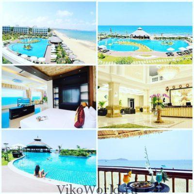 Вьетнам - Фантхиет Отель The Sailing Bay Beach Resort