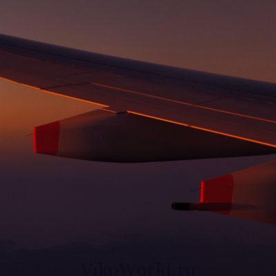 Самолетом