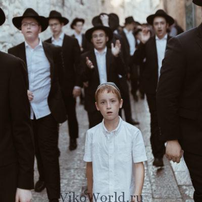 В Израиль с ребенком